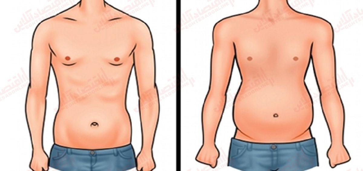 ۱۲ موردی که باعث افزایش چربی شکم شما می شود