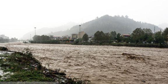 هشدار وقوع سیل در استانهای شمالی