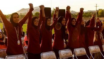 روز پایانی رقابتهای دو و میدانی دختران کشور +تصاویر