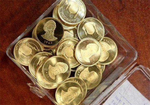 حباب سکه به 450هزار تومان رسید/ بازار به سمت ثبات پیش میرود