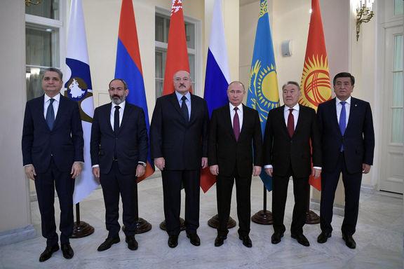 اوراسیا موافقتنامه محدوده آزاد تجاری با ایران را تایید کرد