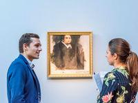 نقاشی هوش مصنوعی ۴۳۲هزار دلار فروش رفت +تصاویر
