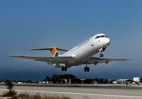 فرود اضطراری هواپیمای کیش ایر در فرودگاه مهرآباد