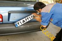 3 ساعت؛ افزایش ساعت کاری مراکز شمارهگذاری خودرو