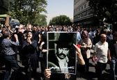 مراسم تشییع پیکر ناصر ملک مطیعی +تصاویر