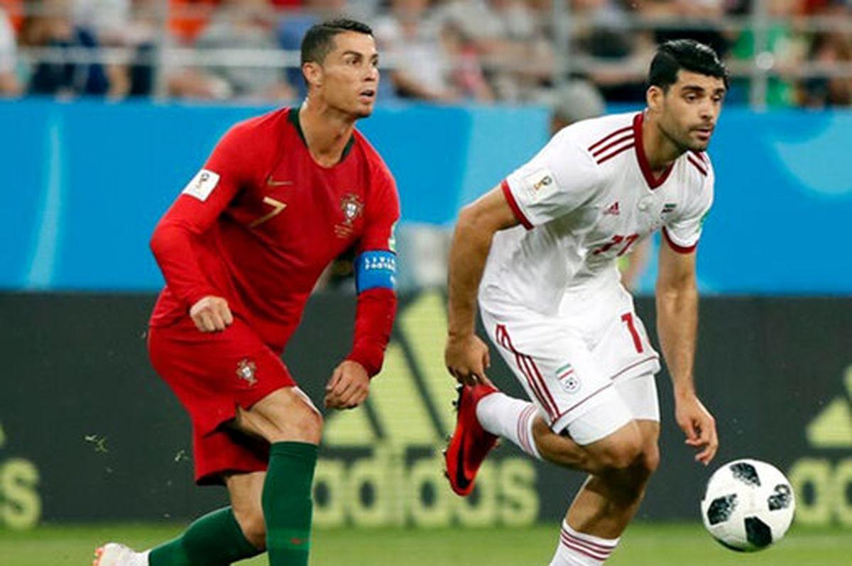 رونالدو و فقط 5 گل تا علی دایی