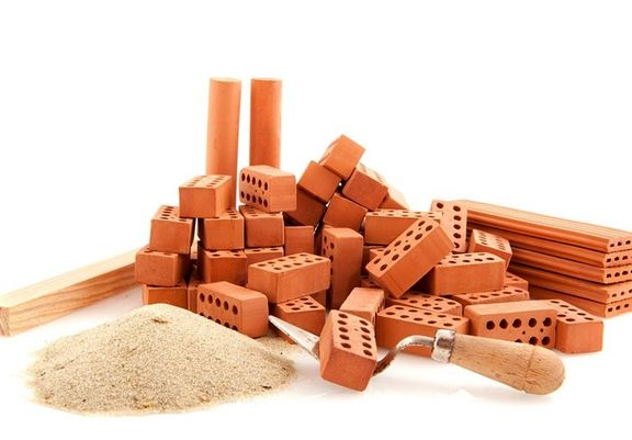 گرانی ۳۷درصدی مصالح ساختمانی +جدول