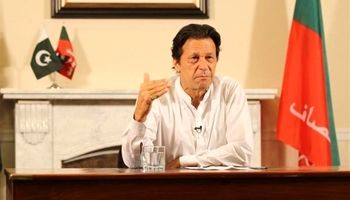 عمران خان: به دنبال حفظ روابط خوب با تهران هستیم
