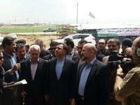 آخوندی:تکمیل خط آهن تهران - همدان در اردیبهشت ماه است