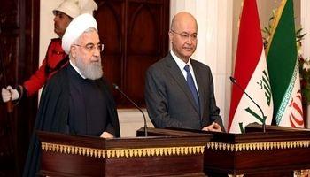 تجلیل آیت الله صافی از دستاوردهای سفر رییس جمهور به عراق