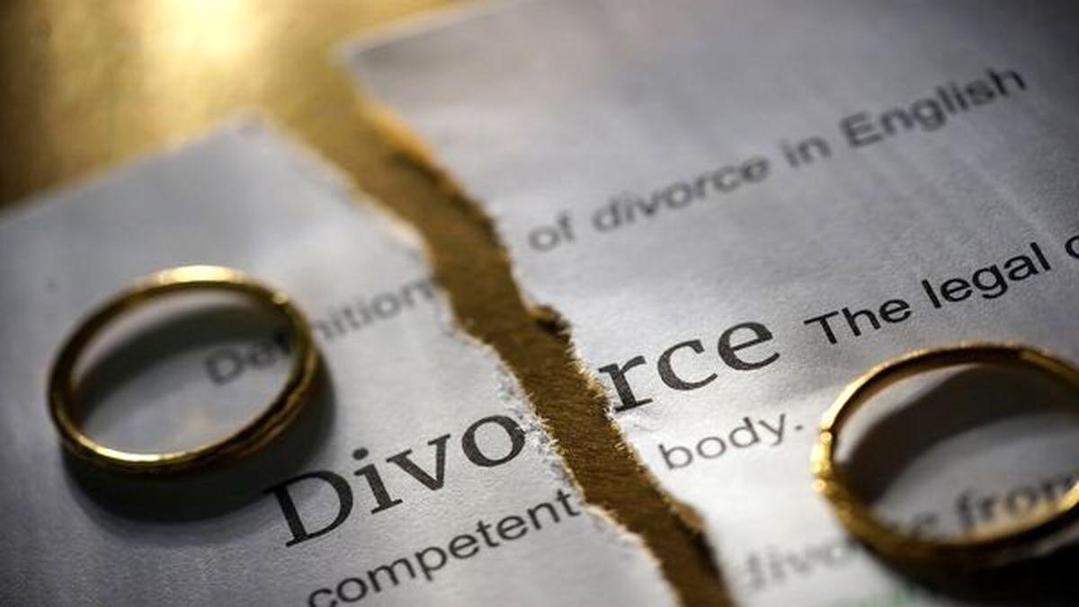 طلاق به خاطر افشای یک دوستی قدیمی