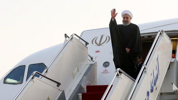 روحانی فردا به ارمنستان سفر میکند