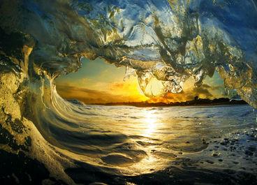 تصاویر منحصربهفرد از موجسواری سراسر دنیا
