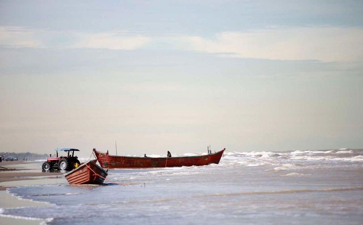 ممنوعیت فعالیتهای صیادی از فردا در دریای مازندران