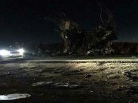 انفجار انتحاری در سیستان و بلوچستان +عکس