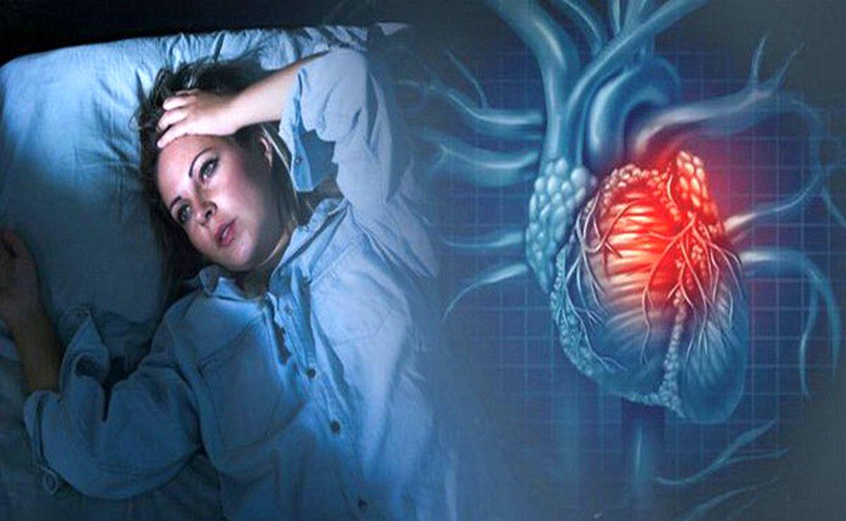 عوارض مرگبار شب کاری
