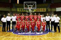 پیروزی بسکتبالیستهای ایران برابر قهرمان آسیا