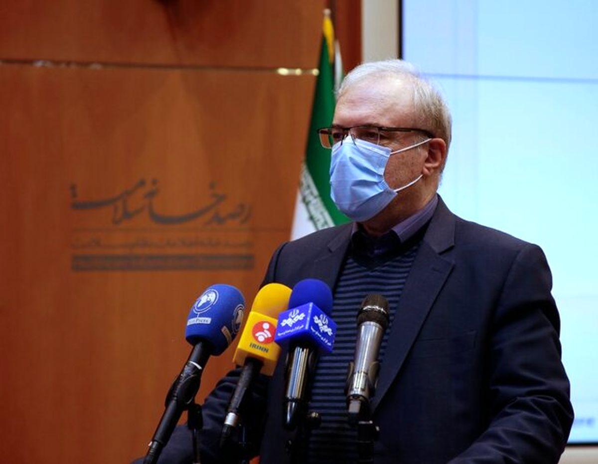 نگرانی از خیز جدید ویروس کرونا در بهمن و اسفند