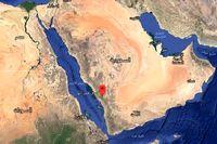 شلیک موشک بالستیک یمنیها به جنوب عربستان