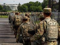 تظاهرات بزرگ آمریکا مقابل