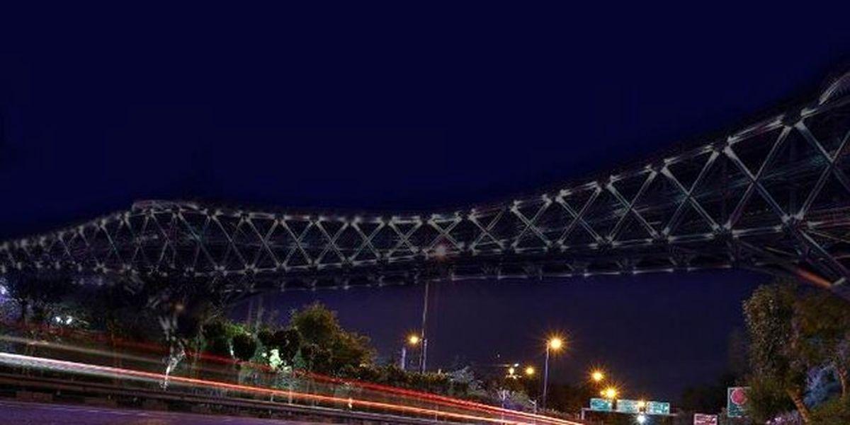 چراغهای پل طبیعت و گنبد مینا امشب خاموش میشود