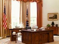 ترامپ برای دریافت گزارش انتخابات ۲۰۲۰ آمریکا به کاخ سفید بازگشت