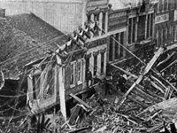 سد ناایمن علت یکی از مرگبارترین سیلهای تاریخ آمریکا بود