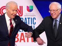 سندرز حمایت خود را از بایدن در انتخابات ریاستجمهوری آمریکا اعلام کرد