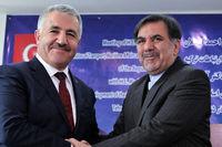 افقهای جدید ترانزیتی ایران و ترکیه