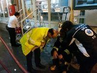 مصدومان حادثه آتش سوزی بازار تبریز به ۲۹نفر رسید