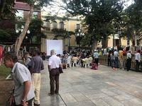 نمایشگاه هفته دفاع مقدس در کاراکاس