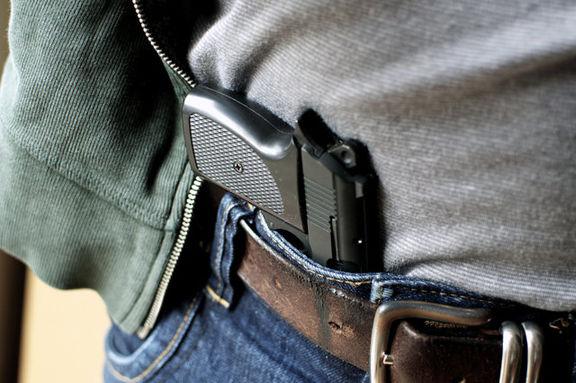 شلیک مرگ به همسر