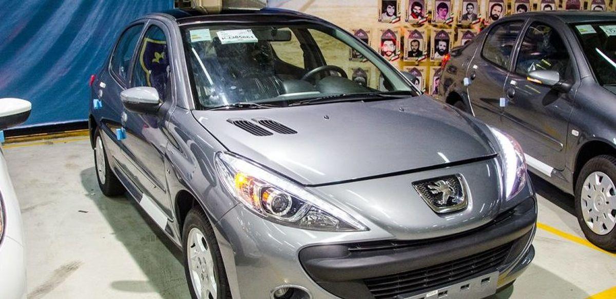 قیمت پژو ۲۰۷i پانوراما اتوماتیک برای مشتریان تیر و مرداد اعلام شد