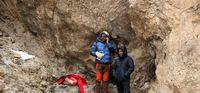 یخ نوردی کاپ آسیا ۲۰۲۰در میگون +تصاویر