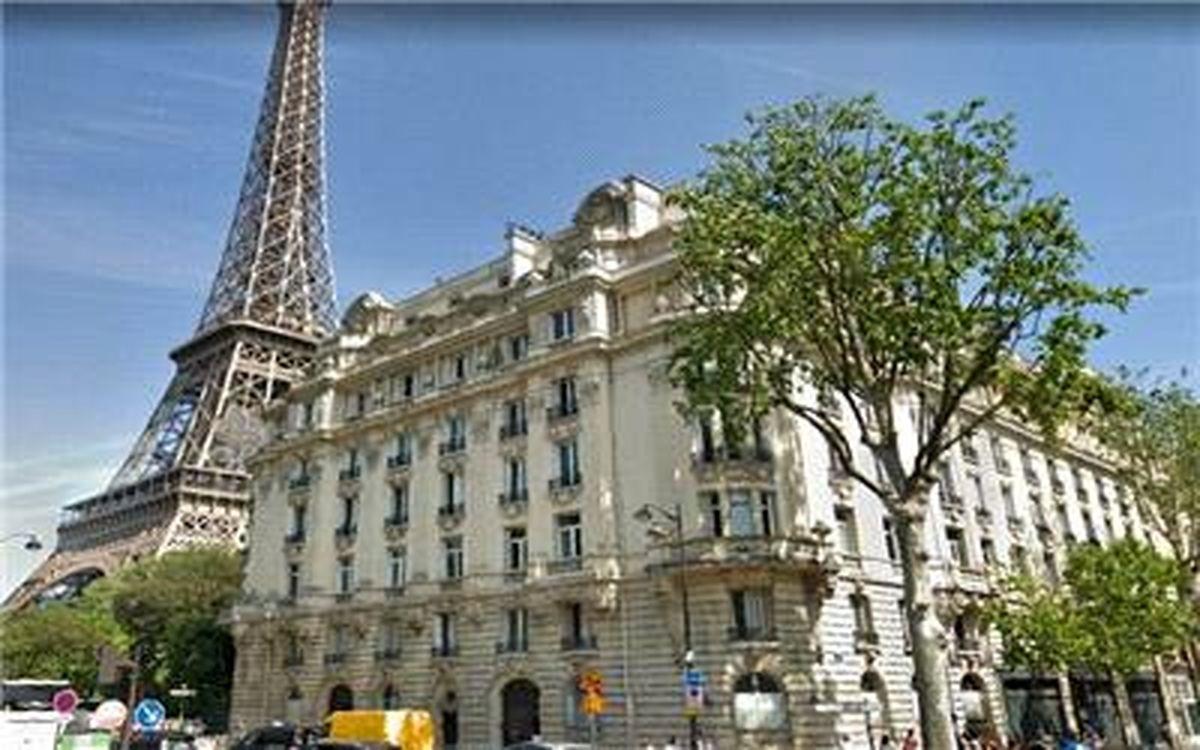 با گرانترین خانه پاریس آشنا شوید