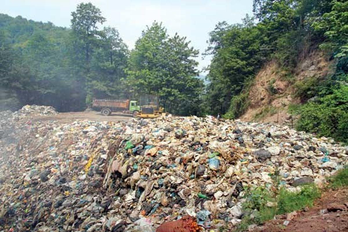 پرونده قضائی برای رهاسازی زباله