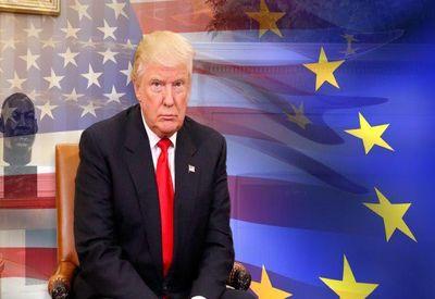 جنگ تجاری به سود برجام
