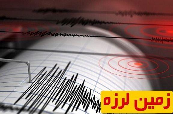 وقوع زلزله ۵.۴ریشتری در شیراز