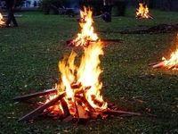 هشدارهای آتشنشانی برای پیشگیری از حوادث چهارشنبهسوری