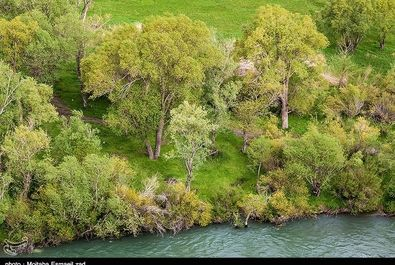 طبیعت بهاری ارومیه