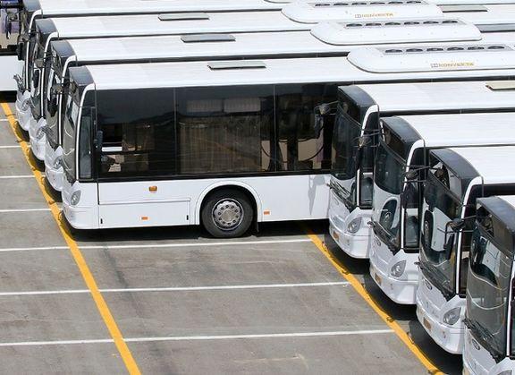 اتوبوسهای بین شهری در درون شهرها به کار گرفته میشوند