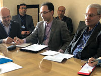 دیدار ربیعی با وزرای کار آفریقا و قزاقستان در سوئیس