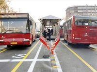ممنوعیت تردد از خطوط ویژه برای خودروهای عادی