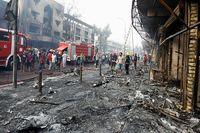ردپای آل سعود و آل نهیان در انفجارهای بغداد