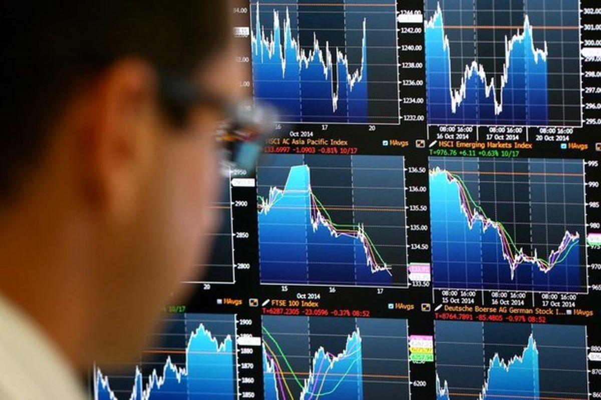 آخر هفته کابوس وار بازارهای جهانی