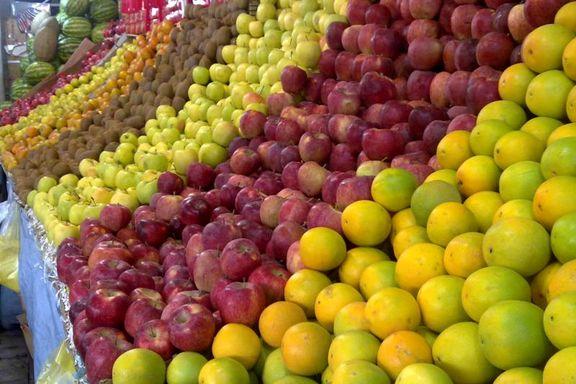 ابلاغ نرخ مصوب ۵۵قلم میوه توسط ۳نهاد ناظر