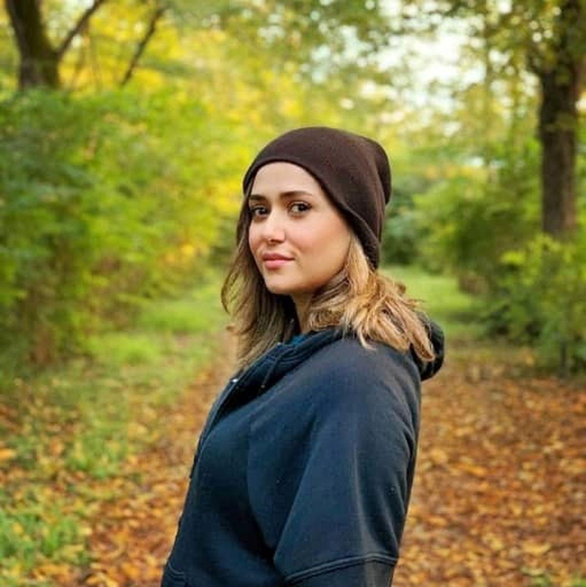 سلفی جدید پریناز ایزدیار + عکس