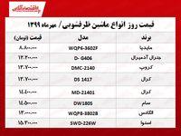 قیمت ارزانترین ماشین ظرفشوییهای بازار +جدول