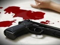 دختری چند ثانیه پس از قتل پدر! فیلم