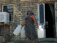 منابع تامین آب سرپلذهاب، ریجاب، کرند و گیلانغرب کدورت دارد